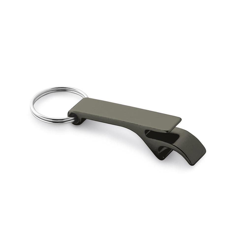 Porta-chaves com descapsulador