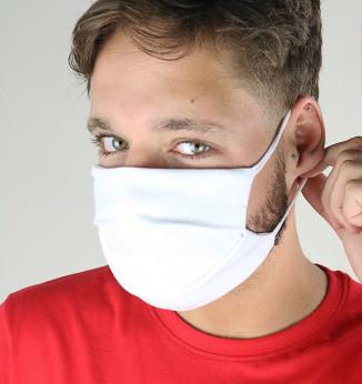 Máscara têxtil reutilizável ATLANTIDA